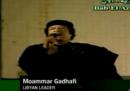 L'ultimo tentativo di Gheddafi