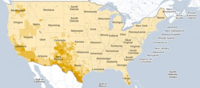 Quanti sono gli ispanici negli Stati Uniti?