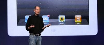 Il nuovo iPad, presentato da Steve Jobs