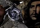 I ribelli verso Sirte
