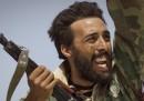 Le foto dei ribelli libici
