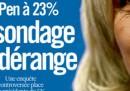 Mezza Francia spaventata da un sondaggio