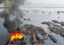 Lo tsunami in Giappone, dopo dodici ore