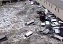 Il video dello tsunami a Kesennuma