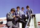 I Beatles in America (foto)