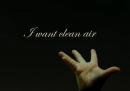 Voglio aria pulita
