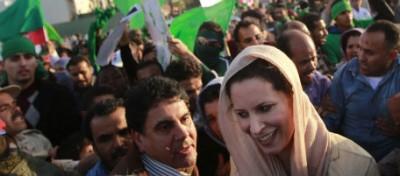 La guerra di Aisha Gheddafi
