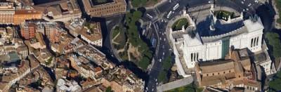 Volare su Roma (foto)