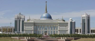 La capitale nella steppa