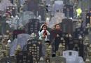 Il giorno dei morti in Cina