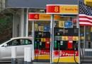 La benzina negli Stati Uniti