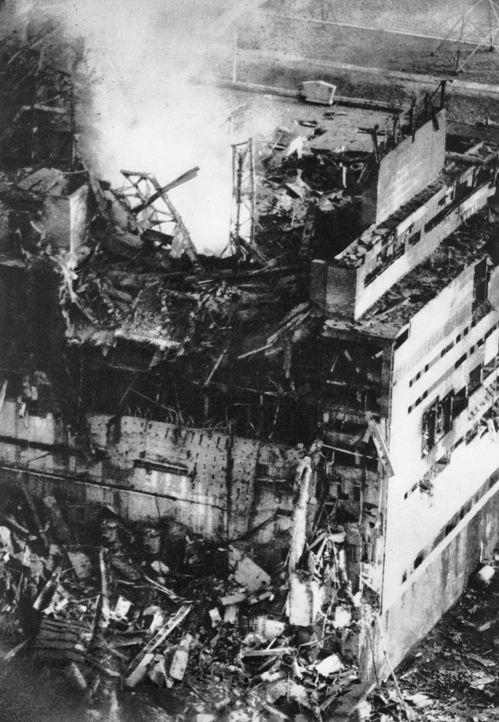Chernobyl il 26 aprile 1986 foto il post for Opzioni di materiale di raccordo