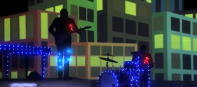 Il nuovo video dei Death Cab For Cutie, girato ieri notte