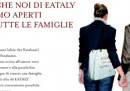 Eataly come Ikea sui gay
