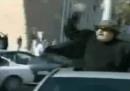Il video di Gheddafi a Tripoli