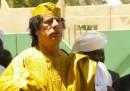 I cappelli di Gheddafi