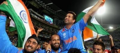 L'India ha vinto la Coppa del Mondo di cricket