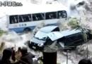 Nuovi video dello tsunami