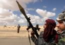 Italia e Francia addestreranno i ribelli libici