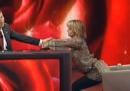 Luciana Littizzetto e il delfino di Berlusconi