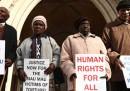Quattro kenioti contro il governo britannico