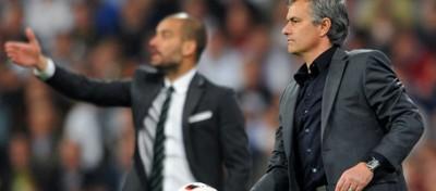 Mourinho contro Guardiola