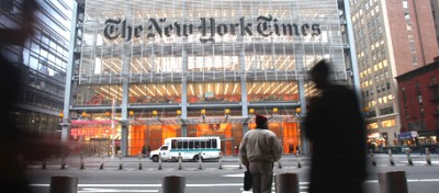 Il New York Times perde copie e utili
