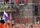 Il giorno della regina in Olanda
