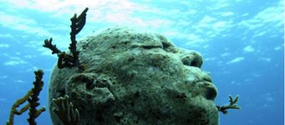Sculture sott'acqua (foto)