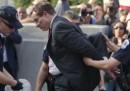 Il sindaco di Washington arrestato per sette ore