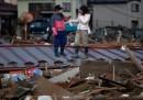 Ultime foto dallo tsunami