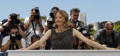 Cannes, è arrivata Jodie Foster