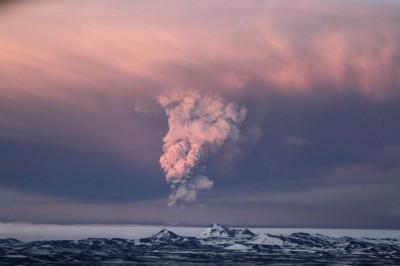 Dove sta andando la nube vulcanica