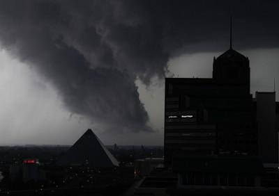 Tornado Memphis