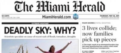 Frontpages (i giornali del mondo oggi)