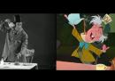 Le scene di prova (con attori veri) di Alice nel paese delle meraviglie di Walt Disney