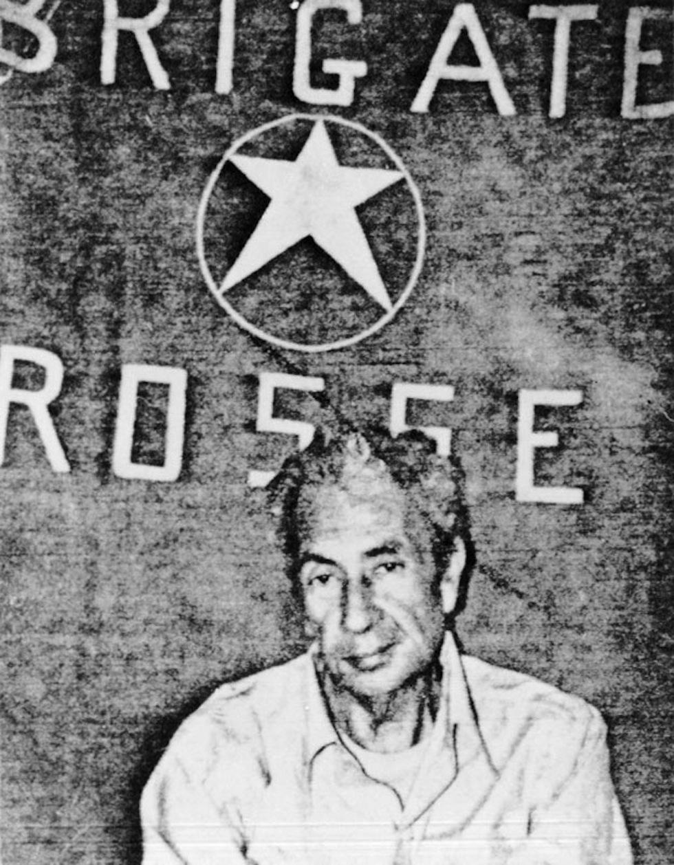 Aldo Moro ostaggio - Anonimo