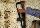 I ribelli in Libia