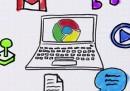 Il laptop di Google in vendita
