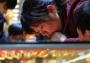 La Cina vuole tutto l'oro del mondo