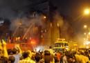 Gli scontri tra cristiani e musulmani in Egitto