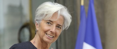 Questa donna al posto di Strauss-Kahn?