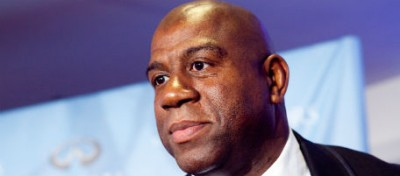 Magic Johnson vent'anni dopo