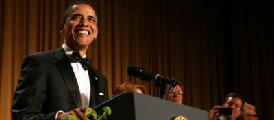Obama sfotte i birthers
