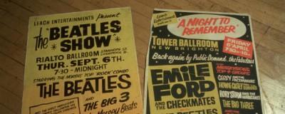 Il grande mercato dei poster musicali