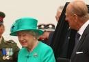 La regina Elisabetta è in Irlanda