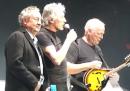 Gli ex Pink Floyd hanno suonato insieme di nuovo