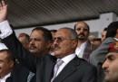Saleh fa marcia indietro?