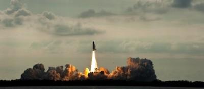 Le foto più belle del lancio dello Shuttle