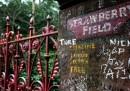 Il cancello di Strawberry Field è stato rimosso